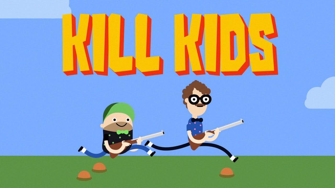Kill Kids (le jeu) – Bapt&Gael