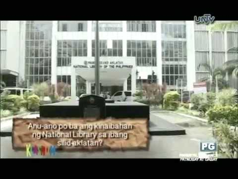 Klasrum: Doing your research work at National Library of the Philippines