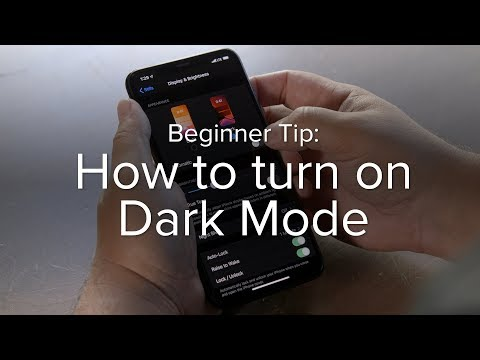 How to turn on Dark Mode on iPhone and iPad
