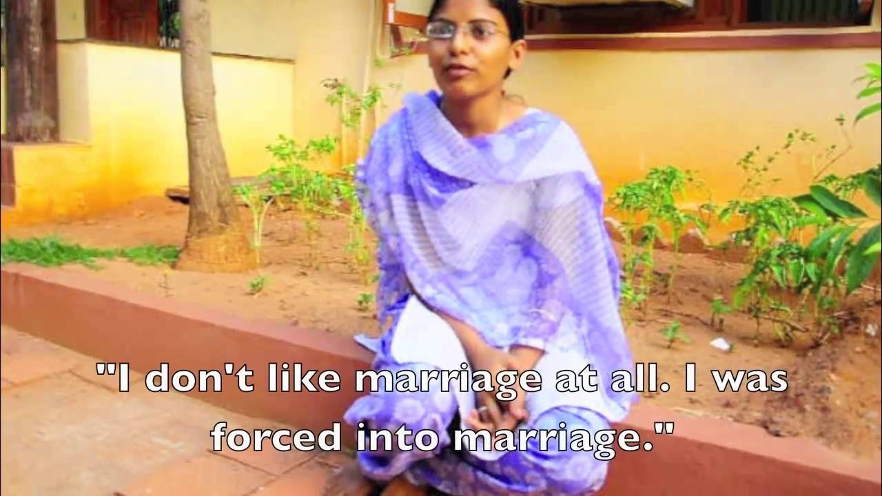 Video Interview with Asma, Survivor of Child Marriage