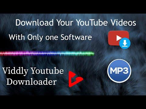 Best Ever Youtube video downloader in 2021 | Viddly YouTube Downloader | Best Software