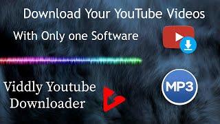 Best Ever Youtube video downloader in 2021   Viddly YouTube Downloader   Best Software screenshot 4