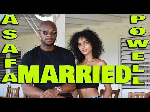Asafa Powell Gets Married In Montego Bay