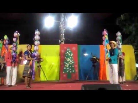 Grupo FolKlórico  NIXAPA y  Los Pastores de Nahuizalco