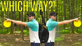 HOW TO PLAY A COURSE BLIND WITH GATEKEEPER MEDIA!! (Mic'd Up Practice Round)
