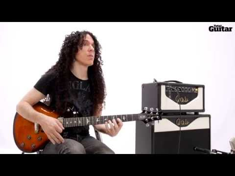 Guitar Lesson: Marty Friedman - Same shape, different mode