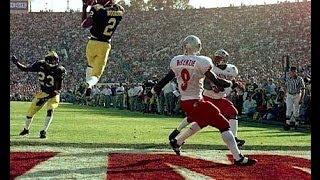 1998 Rose Bowl #1 Michigan vs. #7 Washington State