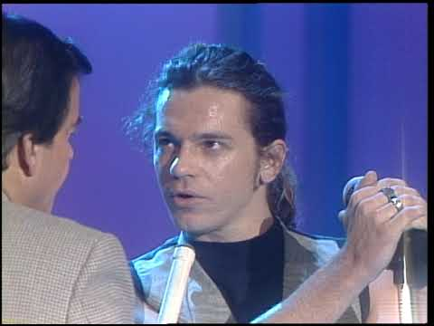 American Bandstand 1987- Interview INXS