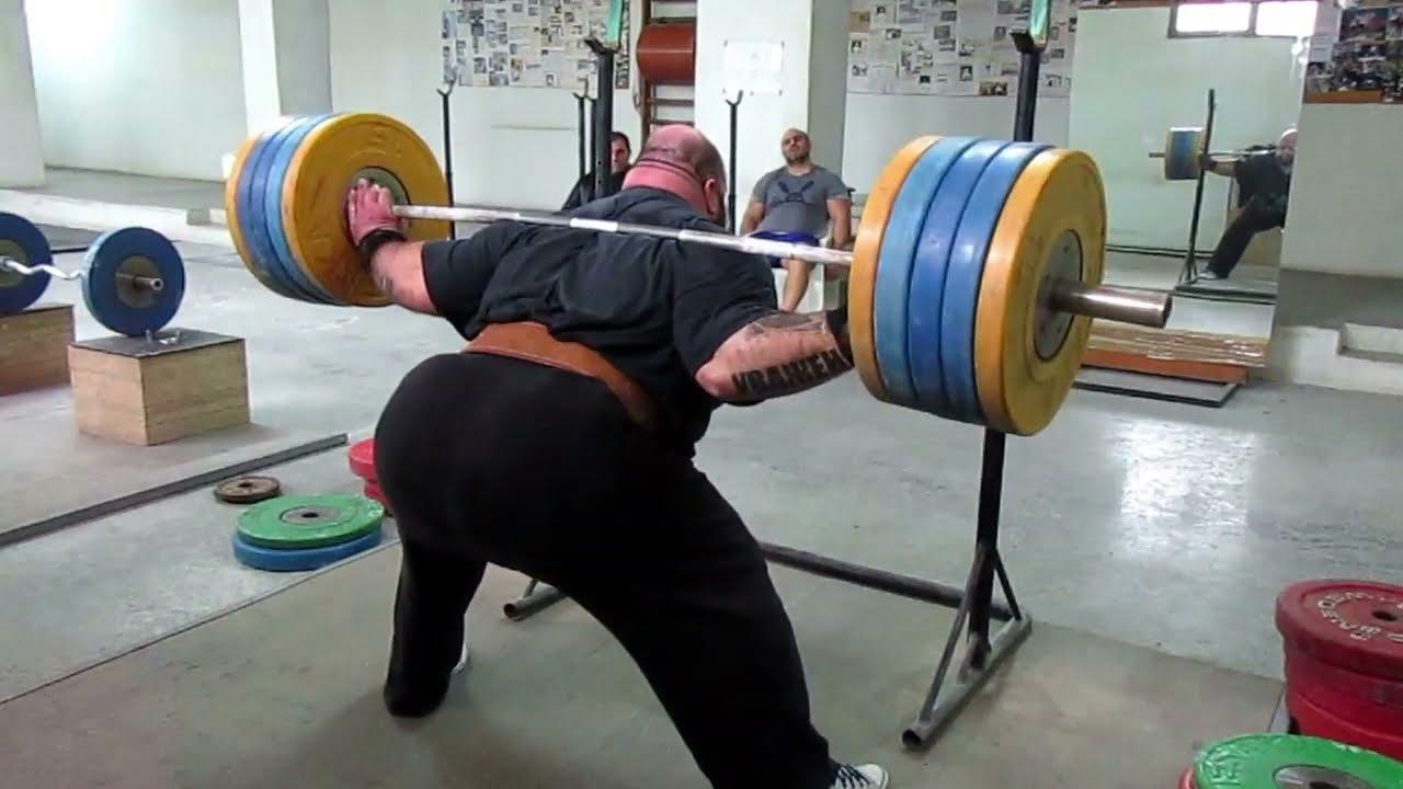 barbell good morning 35x200kg