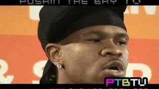 CHAMILLIONAIRE speaks on EMINEM, Stan, SOULJA BOY and LIL WAYNE - PTBTV Exclusive!