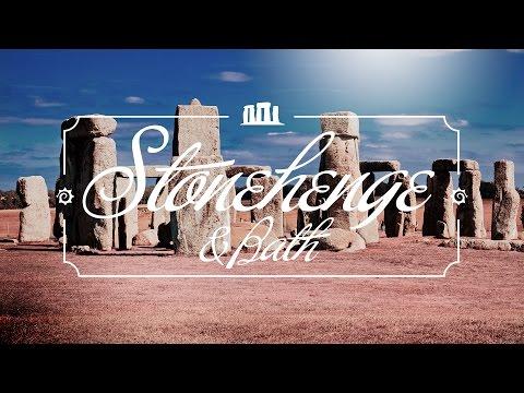 VLOG - Travelling to Bath & Stonehenge
