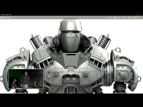 Official ZBrush Summit 2016 Presentation - Bethesda Game Stu