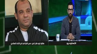 وليد صلاح الدين : عبدالله جمعه افضل ظهير ايسر ف افريقيا