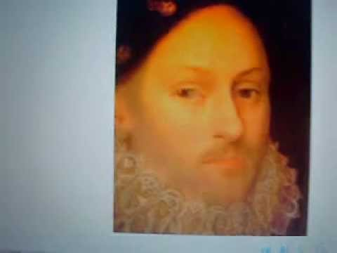 William Shakespeare is Edward de Vere.  Here is his face.