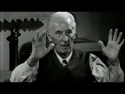 Robert W. Service interview (recalling Yukon) Monaco, 1958