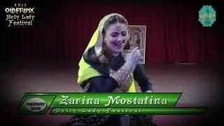 Zarina Mostafina ⊰⊱ Belly Lady Festival '15.