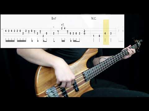 Redtenbacher's Funkestra - Funktionality (Bass Cover) (Play Along Tabs In Video)