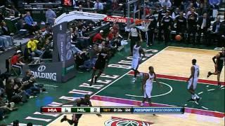 Dwyane Wade to LeBron James