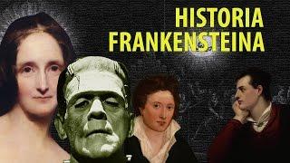 Mroczne lato, z którego wyłonił się Frankenstein   Ale Historia odc. 158