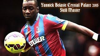 Yannick bolasie crystal palace's crazy skiller 2015/16