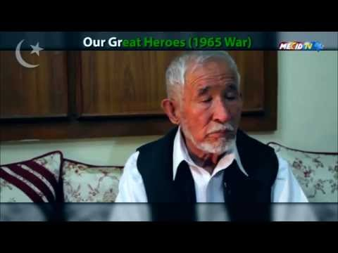 Hazara Veteran of Pakistan, Heroes of 1965 Part 1