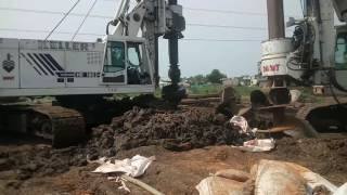 Video Piling rig hr 180 Mait piling a pile download MP3, 3GP, MP4, WEBM, AVI, FLV Oktober 2018