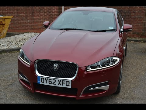 2013 jaguar xf 3.0 supercharged