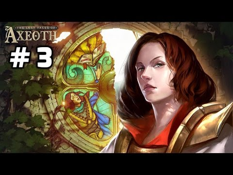Might & Magic Heroes VII: Lost Tales of Axeoth - Part 3 (Genevieve and Pherlon - Map 2)