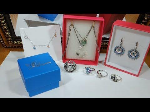 Обзор 77, ювелирный AliExpress, серебро из Китая, JewelryPalace, качественные украшения