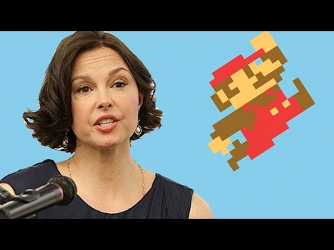 Download Youtube: Dear Ashley Judd, You Don't Know Video Games. So Please Shut Up...