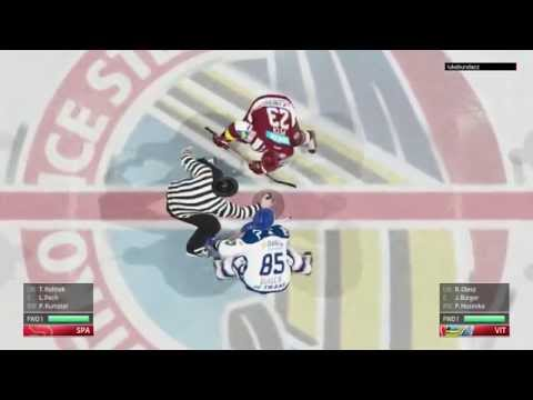 NHL 15 CZ - Let´s play - HC Vítkovice Steel vs Sparta Praha  (hra na přání č.16)
