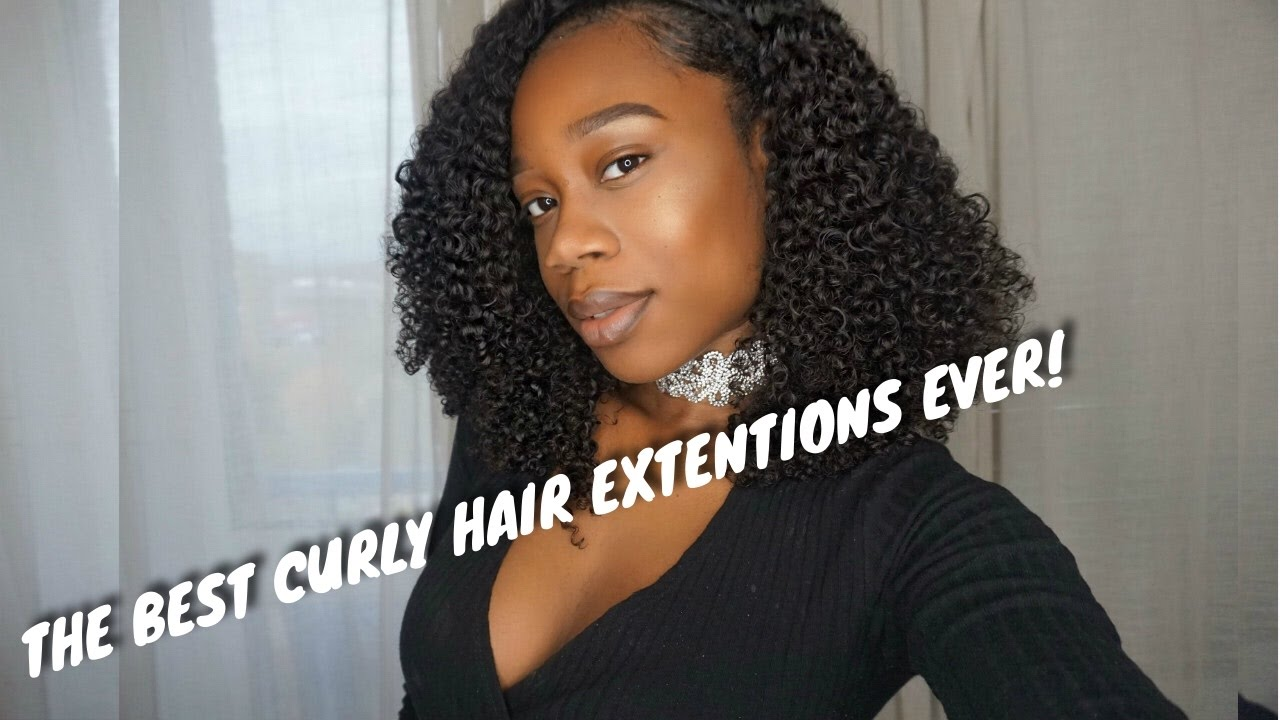 The best curly hair extensions for natural hair hergivenhair the best curly hair extensions for natural hair hergivenhair review pmusecretfo Gallery