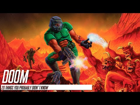 20 things you probably never knew about the Doom games |