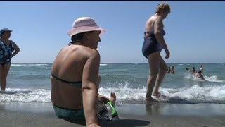 Большинство итальянцев проводят отпуск дома