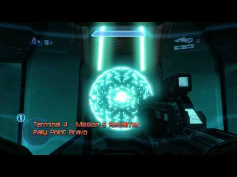 Halo 4 | All Terminals Guide