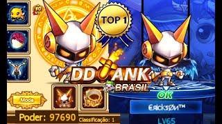 Jogando na conta mais forte do DDtank Mobile BR + Pvps