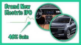 BUY THIS NEW ELECTRIC CAR IPO - Li Auto | Robinhood Investing