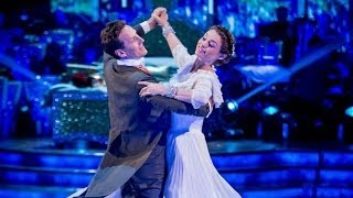 Sophie Ellis-Bexter & Brendan Viennese Waltz to 'My Favourite Things' - Strictly Come Dancing - BBC
