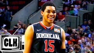 Karl Towns Kentucky Recruit - 2014 Hoop Summit Highlights