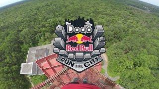 Red Bull Run The City - Dodo Freerun POV