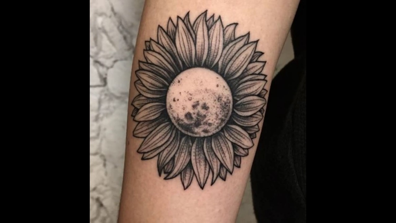 Tatuajes De Luna Para Mujeres Y Hombres Youtube