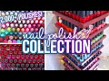 My Entire Nail Polish Collection Tour and Storage! (2000+ polishes!) || KELLI MARISSA