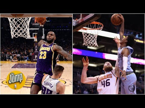 The top 10 dunks of the 2019-20 NBA season through the All-Star Break | The Jump