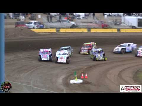 Ocean Speedway August 23rd, 2019 IMCA Sport Modifieds Highlights