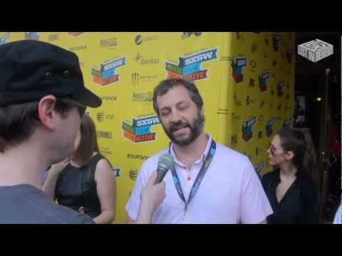 SXSW Interview: HBO's Girls with Judd Apatow and Lena Dunham ...