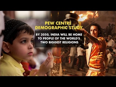 Pew Report: Muslims likely to outnumber Christians by 2090 (WION Gravitas)