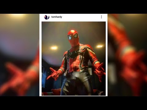 TOM HARDY REVEALS SPIDER-MAN IN VENOM 2 MCU CROSSOVER