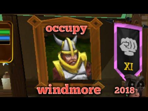 2018 Occupy Windmore / Jarl Event!!!