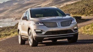Lincoln MKC 2018 Car Review