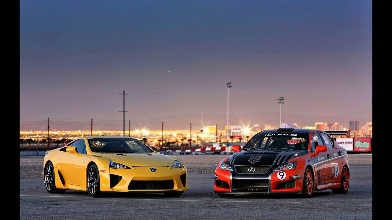 2013 lexus lfa review and ccs-r race car drive